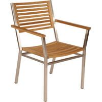 Outdoor Chairs: Adirondack Chairs, Teak Lounge Chairs and Cafe Chairs
