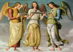 Il coraggio di guardare il cielo: Ai tre Arcangeli