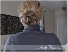 The Small Things Blog: Knotty or Nice