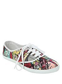HOTTOPIC.COM - Marvel Heroes Lace-Up Sneakers