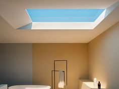 A new innovation from Italy uses cutting-edge technology to build a groundbreaking skylight system