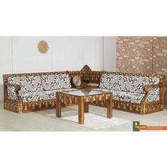 Yörük El Oymalı Şark Köşe Takımları «Şark Köşeleri - Sedir Takımları Ulsan, Couch, Model, Furniture, Home Decor, Settee, Decoration Home, Sofa