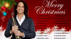 Classic Christmas Music, Favorite Christmas Songs, Christmas Classics, Favorite Holiday, Christmas Music Playlist, Best Saxophone, Kenny G, Christmas Scenes, Christmas Videos