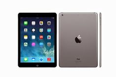 Apple has introduced series of iPads at San Francisco event on 22 October and one of them iPad air ready for sale on apple store from 1 November 2013.
