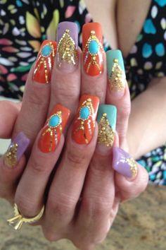 Nails by Sayaka