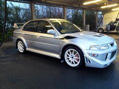 Gebrauchtwagen: Mitsubishi, Lancer, Evolution VI Tommi Makinen Edition, Benzin, € 9.500,- AutoScout24 Detailansicht
