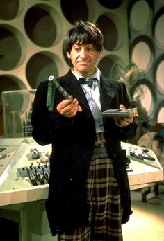The 2nd Doctor (Patrick Troughton) - 1966 to 1969.