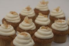 Amaretto - #cupcakes #eddascakes - http://eddascakes.com
