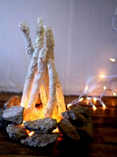 Фальш-камин своими руками «  Дача своими руками