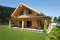 alaska blockhaus blockhäuser Log Cabin Living, Home And Living, Alabama Wallpaper, Log Cabin Wedding, Alaska, Bamboo House, House In The Woods, Log Homes, Luxury Homes