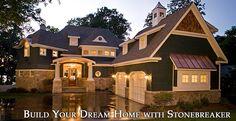 Stonebreaker Builders   Custom Home Builder and Remodeler
