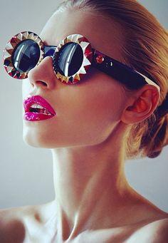 Mercura original sundial sunglasses featured in Accessories Favorites 2013