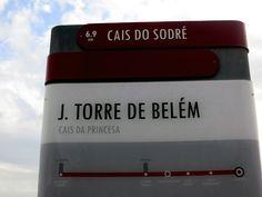 Foto de Thais Vieira em janeiro de 2014 - Tipografia nas ruas de Portugal