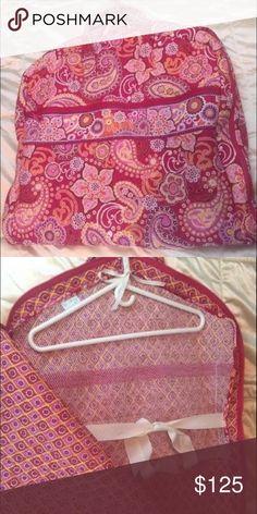 Vera Bradley Garment Bag Garment bag, Bags Travel Bags