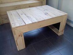 DIY Pallet Bistro Styled Furniture   99 Pallets