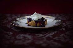 Jonathan Cameron's Vamp: High Tea Edition Features Bloody Recipes #halloween #food trendhunter.com