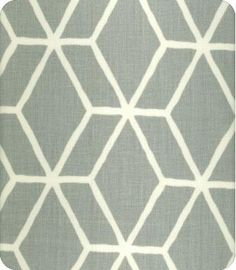 Duvet cover fabric _beige lines over gray green