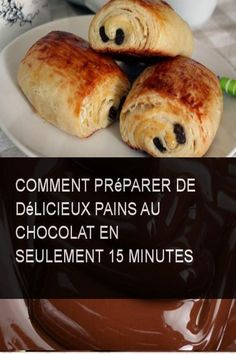 Cooking Chef, Cooking Recipes, Chocolat Cake, Beignets, Delicious Chocolate, Quick Meals, Breakfast Recipes, Food Porn, Brunch