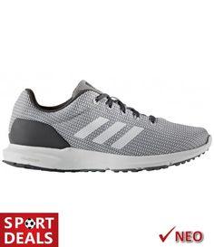 f31dd1816fd Adidas cosmic w αθλητικο παπουτσι γκρι με cloudfoam πατο. Αθλητικά  Παπούτσια Adidas