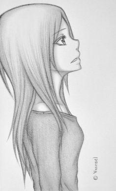 Best 25 Side face drawing ideas on Pinterest Side of