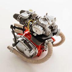 Honda CB350 Motor