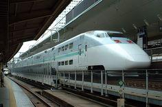 E1系新幹線 - 日本の旅・鉄道見聞録