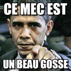 Ce mec est un bogoss - Pissed off obama meme (http://www.memegen.fr/meme/dn86je)