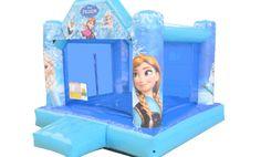 Castelo Pula-Pula Da Frozen | Aluguel de pula-pula