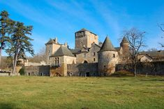 Château de Manlèche ~ Pergain-Taillac ~ Gers ~ France