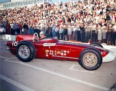 Indy Car Racing, Indy Cars, Classic Race Cars, Indianapolis Motor Speedway, Old Race Cars, Sprint Cars, Vintage Race Car, Paris Street, Police Cars