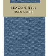 LINEN SOLIDS Fabric Memo Book from Beacon Hill, Upholstery Fabric