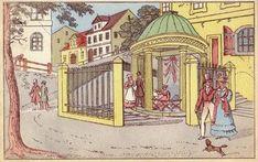 203. Unknown Artist - Wiener Werkstatte postcard
