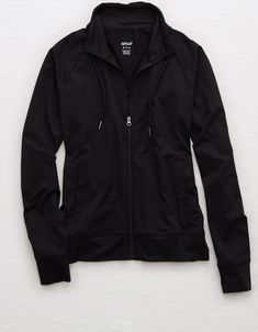 Sweatwater Men Stand Neck Business Zip Pocket Military Jacket Anoraks Parka Coat