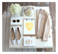 ivory & gold goodness!