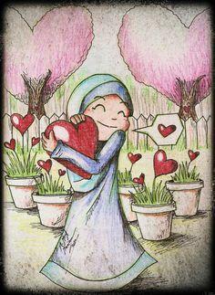 u made me a garden n__n by madimar.deviantart.com on @deviantART