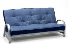 The Oslo Metal Frame Clic Clac Futon Sofabed From Futons247