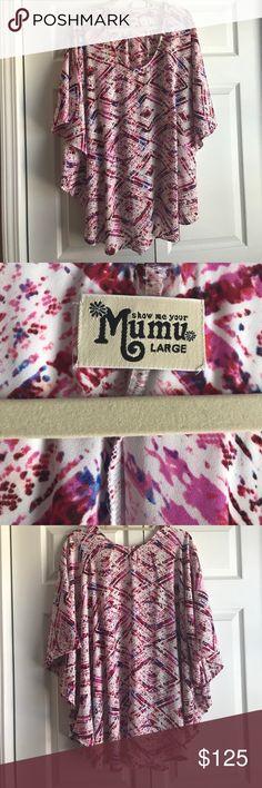 show me your mumu moon tunic show me your mumu moon tunic in abria's pink diamond Show Me Your MuMu Tops Tunics