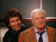 "Mark ""Skid"" McCormick/ Brian Keith ( Judge Milton C.Hardcastle ) - Hardcastle & McCormick 1983/86"
