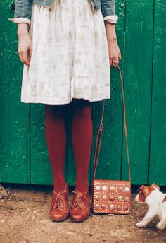 The Clothes Horse: Outfit: The Long Goodbye