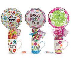 Get our #burtonandburton Gift Mug Assortment, so you may shower Mom with something sentimental + sweet. #mothers_day #gift