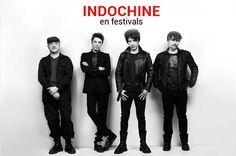 Indochine fera la tournée des festivals en 2016