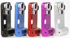 【新商品】4種類のレンズがついたiPhoneケース発売!カッコ良すぎて笑った | ロケットニュース24
