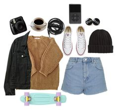 """Don't wanna be an American idiot"" by imacactus ❤ liked on Polyvore featuring art"