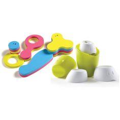 Hoppop Triplo and Pipla Bath Toys