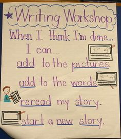 lucy calkins first grade info writing | Writing Workshop - Mrs. Fargo\'s First Grade