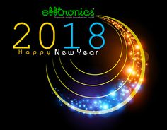 #Efftronics wishing all Happy New Year