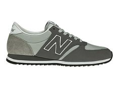 New Balance 420, Grey with White  Black