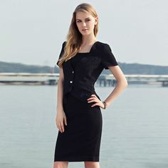 Suit and Skirt Set GGO-064 $177.64 , Click photo for shopping guide and discount