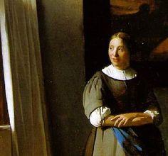 Johannes Vermeer - Detail