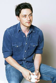 "James ""Jamesy-Boy"" McAvoy"